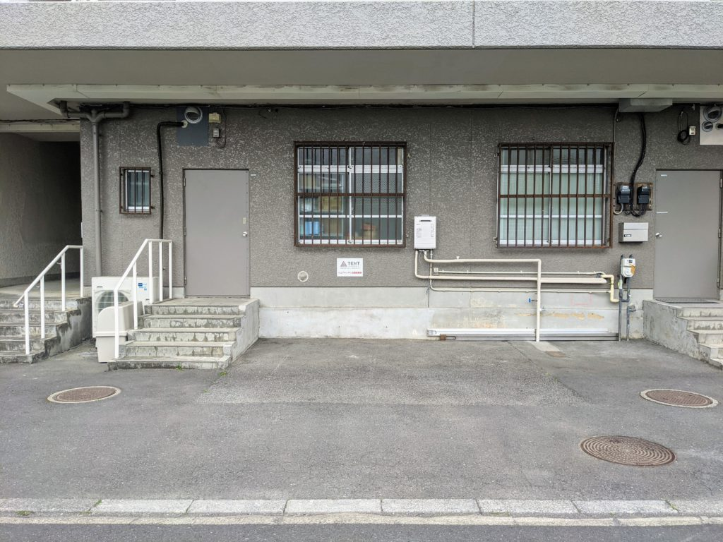 TENT成瀬シェアキッチン駐車場写真