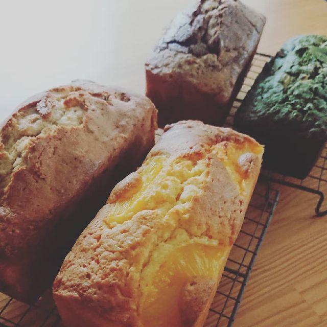 TENT成瀬パウンドケーキ
